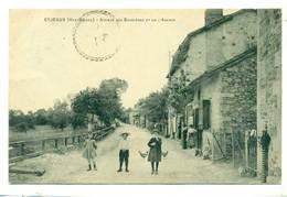 France Eyjeaux Hte Vienne Avenue Des Barrieres Et De L'Avenir 1908 R - Altri