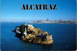 Alcatraz Island San Francisco Bay - Gevangenis