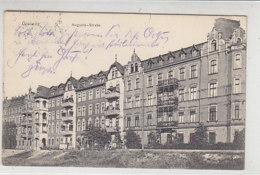 Gleiwitz - Augusta Strasse - 1907 - Schlesien
