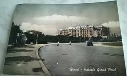 RIMINI PIAZZALE GRAND HOTEL  - BICICLETTA, VESPA, AUTO (18) - Rimini