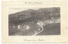 Larroque Et Ses Rochers - France