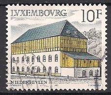 Luxemburg  (1987)  Mi.Nr.  1180  Gest. / Used  (12fg34) - Luxembourg
