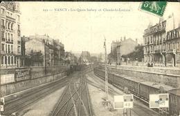 Nancy Les Quais Isabey Et Claude Le Lorrain - Nancy