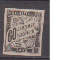 EMISSIONS GENERALES           N°  YVERT     TAXE 11  NEUF SANS  CHARNIERE      ( Nsch  1/31 ) - Postage Due