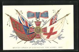 AK British Order Of Distinction For Women 1883 - War 1914-18