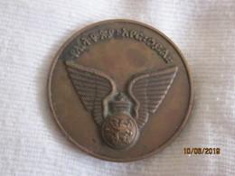 Ethiopie: Médaille Ethiopian Airforce Sous Haile Selassie (rare) - Aviation
