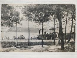 RARE. Cavalaire. Plage. Route De Pardigon. Train - Cavalaire-sur-Mer