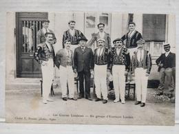 Courses Landaises. Groupe D'Ecarteurs Landais - France
