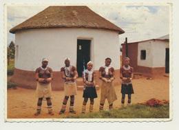 AK  Xhosa Maidens Meisies South Africa - Afrika