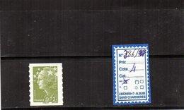 Autoadhésifs - N° 286 - Adhesive Stamps