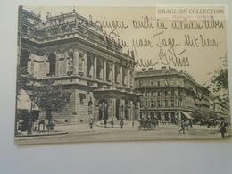 D164147  Hungary BUDAPEST  Magyar Királyi Operaház  Opera Opern  PU 1912 - Hungary