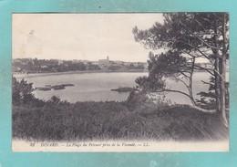 Small Post Card Of Dinard, Brittany, France,V100. - Dinard