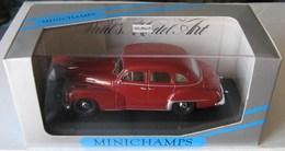 MINICHAMPS - OPEL KAPITAN (1951-53) - 1/43 - Minichamps