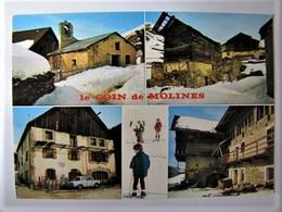 FRANCE - HAUTES ALPES - MOLINES EN QUEYRAS - Vues - Francia