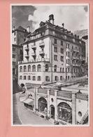 OUDE POSTKAART ZWITSERLAND - SCHWEIZ -  SUISSE -    HOTEL ALBANA - ST. MORITZ - GR Grisons