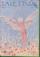 1923 LA LETTURA Biglietto Inedito Di Giuseppe VERDI Su FALSTAFF -- Anno XXIII N°8. - Libri Antichi