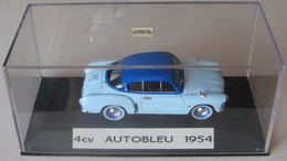 MINICHAMPS - RENAULT 4 CV AUTOBLEU 1954 - 1/43 - Minichamps