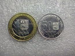 Venezuela   1 Bolivar And 50 Centimos 2018 ,UNC - Venezuela