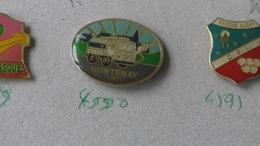 MONTENAY TURBO CAMION - Badges