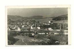 AK Setzdorf - Vapenna - Zighartice - Gelaufen Um 1940 - Tchéquie