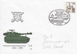 PU 114/50b  Panzerartilleriebataillon 1959 - 1979 (145 VIII), Lahnstein1 - [7] West-Duitsland