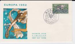Monaco 1962  FDC Europa CEPT (G84-84) - Europa-CEPT