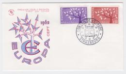 France 1962  FDC Europa CEPT (G84-84) - Europa-CEPT