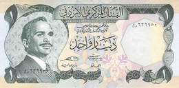 1 Dinar Jordanien UNC - Jordanien