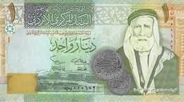 1 Dinar Jordanien 2002 UNC - Jordanien