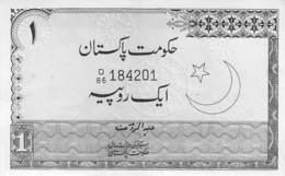 1 Rupie Pakistan UNC - Pakistan