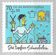 2019 Allem. Fed. Mi. 3444**MNH   Das Tapfere Schneiderlein - Unused Stamps