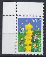Europa Cept 2000 Iceland 1v (corner)  ** Mnh (43089G) - Europa-CEPT