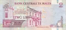 2  Liri Malta 1967 VF/F (III) - Malta