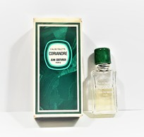 Miniatures De Parfum  CORIANDRE De JEAN COUTURIER    EDT 9  Ml  + Boite - Miniaturen Flesjes Dame (met Doos)