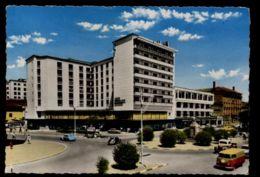 C1402 KENYA - NAIROBI - CITY CENTER AND NEW STANLEY HOTEL 1965 - Kenia