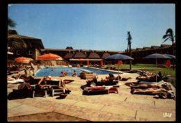 C1414 SENEGAL - N'GOR - HOTEL DIARAMA, LA PISCINE 1980 - Senegal