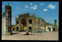 C1418 AFGHANISTAN - MAZAR - E - SHARIF - MOSQUE 1969 - Afghanistan