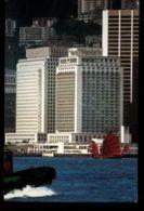 C1420 CHINA HONG KONG - THE MANDARIN INTERNATIONAL HOTEL 1977 - Cina (Hong Kong)