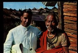 C1424 INDIA - ANGAMI TRIBE - India
