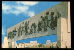C1428 IRAQ - BAGHDAD - LIBERTY MONUMENT 1979 - Iraq