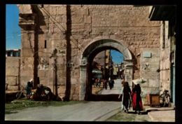 C1437 SYRIA SYRIE - DAMASCUS DAMAS - EASTERN GATE ANTRÉE EST 1966 - Siria
