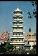C1438 VIETNAM - HUÉ - CONFUCIUS TOWER - ADVERTISING PUBBLICITÀ MICOFLAVINA - Vietnam