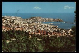 C1441 GREECE - CAVALA - GENERAL VIEW CIRCULATED 1971 NO STAMP - Grecia