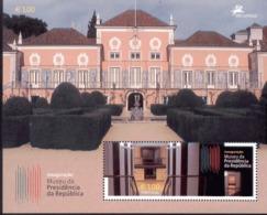 Por. Block 204 Präsidentschaftsmuseum Neuf Postfrisch MNH ** - Hojas Bloque