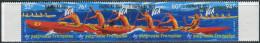 "Polynesie RF 1994. Michel #664/67 MNH(**)/Luxe. Piroggen Regatta ""Hawaiki Nui Va'a"". (Ts25) - Kano"