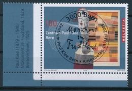 Zumstein 1165 / Michel 1922 Mit ET-Vollstempel, Annulato Centralmente, Obliteré Plein, Canceld Bulls Eye - Switzerland