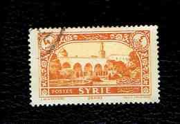 SYRIE.  (Y&T) 1930-36 - N°208. *Interieur Du Palais Azem, à Damas*    4pi   Obl . - Syrie