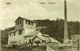 ROMANIA-ARAD-SEBIS-CARIERA-1925 - Romania