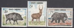 Du N° 184 Au N° 186 Du Cambodge - X X - ( E 357 ) - Stamps