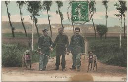 DOUANE FORCE A LA LOI - Douane